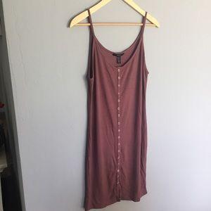 Forever 21 spaghetti strap dress